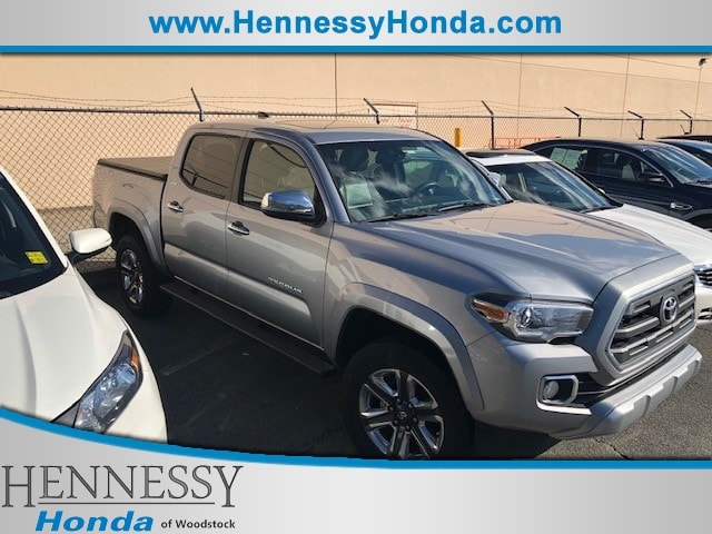 Photo 2017 Toyota Tacoma Limited Double Cab 5 Bed V6 4x2 AT in Woodstock, GA