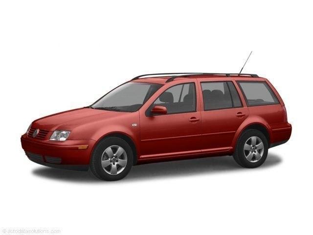 Photo 2003 Volkswagen Jetta GL Wagon