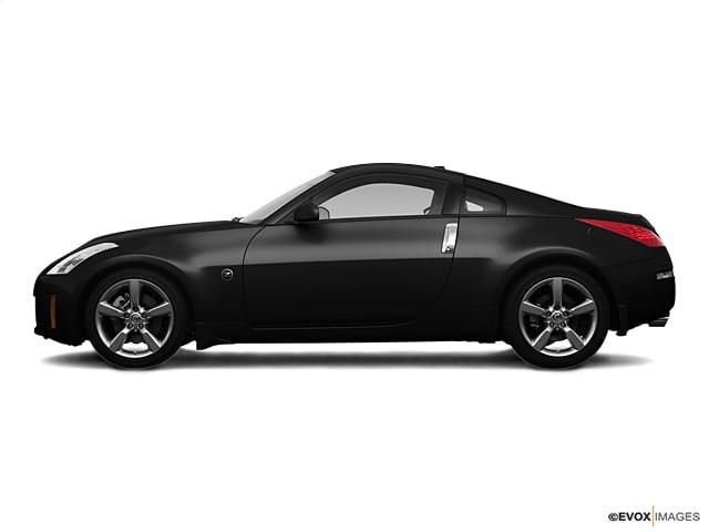 Photo Used 2008 Nissan 350Z 2 Door Coupe For Sale in Mesa, AZ  Near Phoenix, Scottsdale, Gilbert  Glendale, AZ  VIN JN1BZ34D48M701757