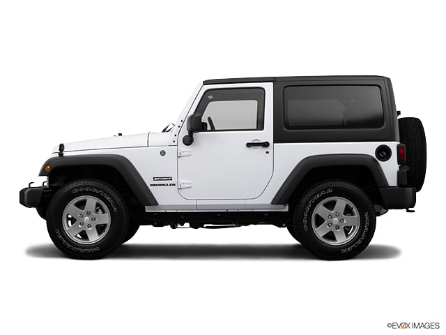 Photo Used 2012 Jeep Wrangler Sport SUV For Sale Meridian, MS