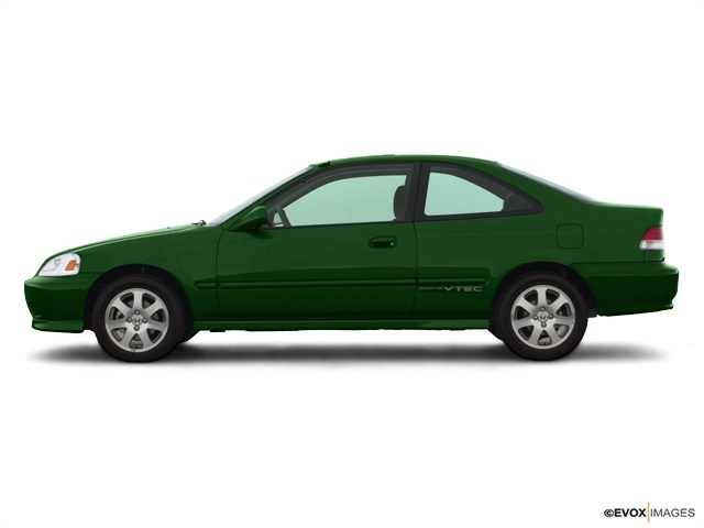 Photo 2000 Honda Civic DX Coupe