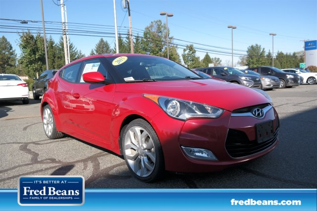 Photo Used 2015 Hyundai Veloster For Sale in Doylestown PA  KMHTC6AD8FU237938