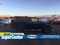 2016 Jeep Wrangler Unlimited Rubicon Hard Rock 4WD Rubicon Hard Rock