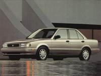 1994 Nissan Sentra Sedan