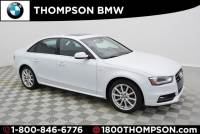Pre-Owned 2015 Audi A4 2.0T Premium (Tiptronic) in Doylestown, PA