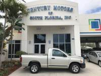 2008 Dodge Ram 1500 ST Cruise ABS Tow Package Hitch CD AUX Cloth