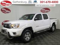 Used 2012 Toyota Tacoma PreRunner V6 Double Cab in Gaithersburg