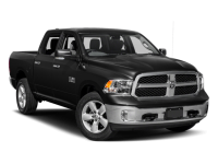 New 2018 Ram 1500 Big Horn Crew Cab EcoDiesel | Heated Seats and Steering Wheel | Remote Start 4WD Crew Cab Pickup