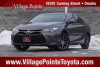 2016 Toyota Camry XSE Sedan FWD for sale in Omaha