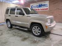 2011 Jeep Liberty Limited Edition 4x4 Limited SUV