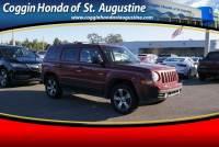 Pre-Owned 2016 Jeep Patriot Latitude 4x4 SUV in St Augustine FL