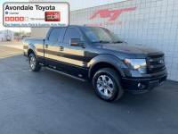 Pre-Owned 2014 Ford F-150 Truck SuperCrew Cab 4x4 in Avondale, AZ