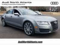 Pre-Owned 2012 Audi A7 Premium quattro Sedan in Atlanta GA