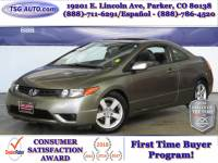 2006 Honda Civic Cpe EX AT
