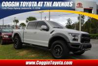 Pre-Owned 2017 Ford F-150 Raptor Truck SuperCrew Cab in Jacksonville FL