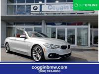 Certified 2016 BMW 428i SULEV Convertible in Jacksonville FL