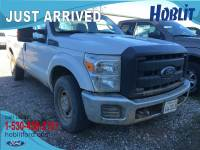 2013 Ford F-250SD XL Single Cab Long Bed