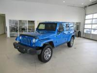 Used 2014 Jeep Wrangler Unlimited Rubicon 4x4 in Missoula, MT