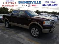 Pre-Owned 2008 Ford F-150 4WD SuperCrew Styleside 5-1/2 Ft Box King Ranch