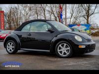2005 Volkswagen New Beetle Convertible GLS Turbo