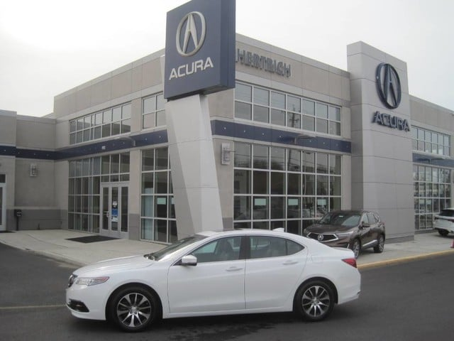 Photo 2016 Acura TLX Base DCT Sedan