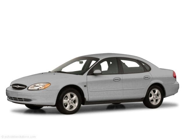 Photo Pre-Owned 2000 Ford Taurus SES