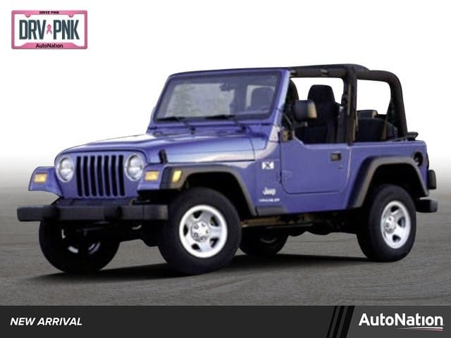 Photo 2004 Jeep Wrangler X