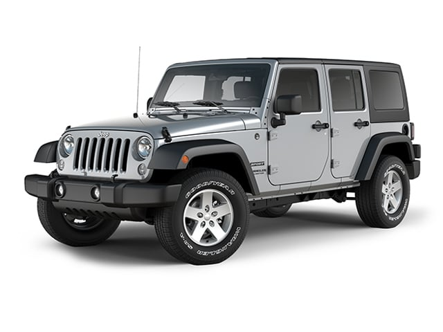 Photo 2017 Jeep Wrangler Unlimited Willys Wheeler 4x4 Sport Utility in White Plains, NY