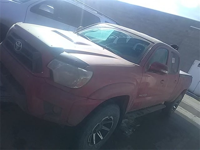 Photo 2015 Toyota Tacoma TRD Sport Long BED Truck Double Cab