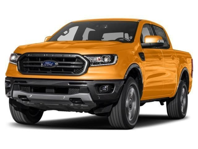 Photo 2019 Ford Ranger XLT Truck SuperCrew EcoBoost Engine with Auto Start-Stop Technology
