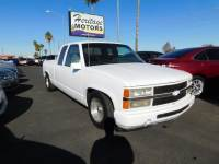 1993 Chevrolet C/K 1500 Ext. Cab 6.5-ft. Bed 2WD