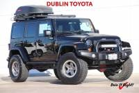 Used 2012 Jeep Wrangler Unlimited Rubicon SUV in Dublin, CA