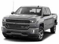 2018 Chevrolet Silverado 1500 LTZ Truck Crew Cab near Houston