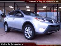 2013 Toyota RAV4 Limited SUV FWD For Sale in Springfield Missouri