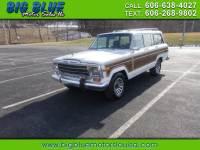 1989 Jeep Grand Wagoneer 4WD