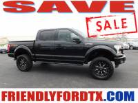 Used 2015 Ford F-150 Lariat Truck V8 FFV for Sale in Crosby near Houston