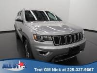Used 2017 Jeep Grand Cherokee Limited 4x2 Sport Utility