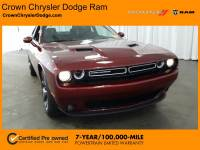 Certified 2018 Dodge Challenger SXT Coupe in Greensboro NC