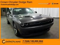 Certified 2015 Dodge Challenger R/T Plus Coupe in Greensboro NC