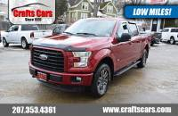 2016 Ford F-150 Sport - NAV - Heated Seats Truck SuperCrew Cab