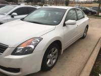2008 Nissan Altima 2.5 SL Sedan FWD