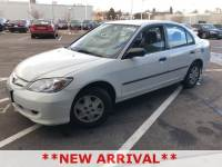2004 Honda Civic VP Sedan in Denver