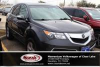 Used 2013 Acura MDX AWD 4dr SUV in Houston