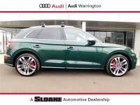 Certified Pre-Owned 2018 Audi SQ5 3.0T Premium Plus SUV in Warrington, PA