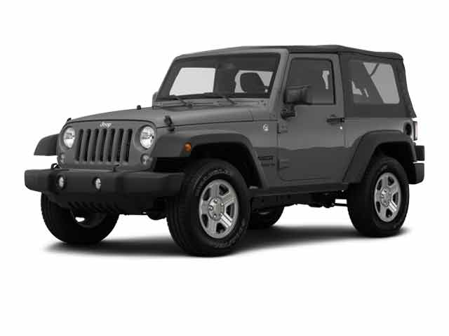 Photo Used 2016 Jeep Wrangler Black Bear in Springfield, PA