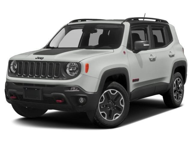 Photo Used 2018 Jeep Renegade Trailhawk 4x4 For Sale in Seneca, SC
