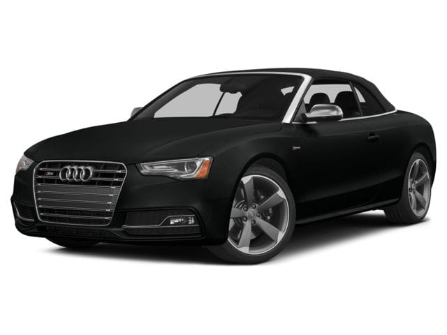 Photo Used 2015 Audi S5 3.0T Cabriolet For Sale Austin TX