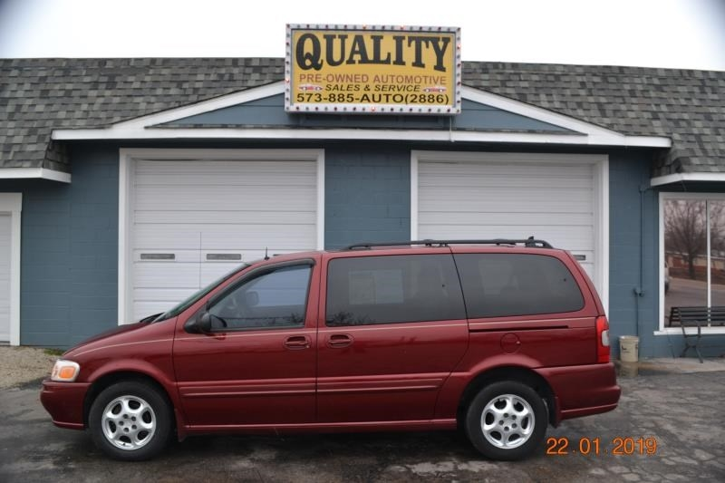 Photo 2002 Oldsmobile Silhouette 4dr GLS