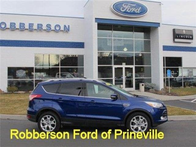 Photo Used 2016 Ford Escape Titanium 4x4 SUV For Sale Bend, OR