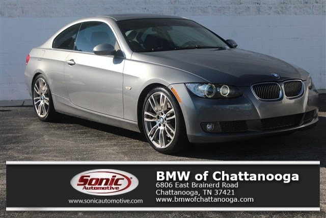 Photo Used 2007 BMW 335i Coupe in Chattanooga, TN